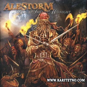 Alestorm - Black Sails At Midnight 2009 (Lossless+MP3)