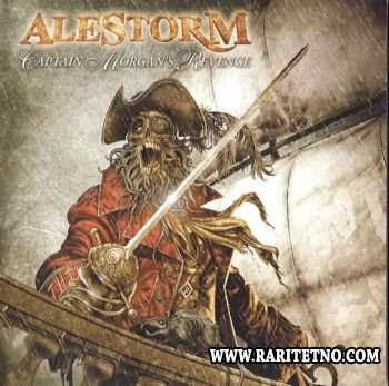 Alestorm - Captain Morgan's Revenge 2008 (Lossless+MP3)