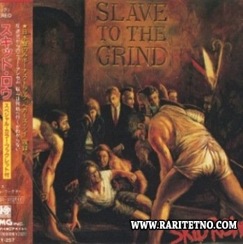 Skid Row - Slave To The Grind 1991