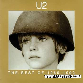 U2 – THE BEST OF 1980-1990 1998 (Lossless)