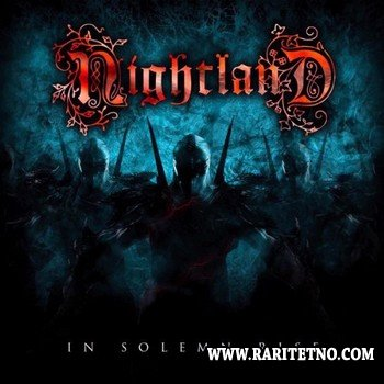 Nightland - In Solemn Rise (EP) 2012