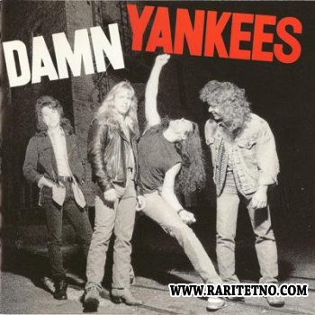 Damn Yankees - Damn Yankees 1990 (Lossless+MP3)
