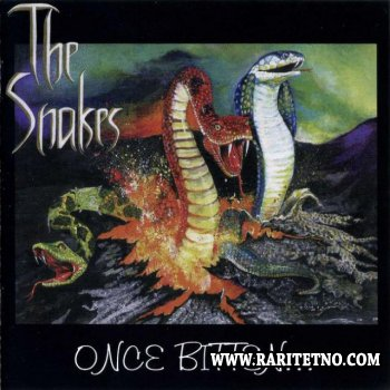 The Snakes - Once Bitten... 1998