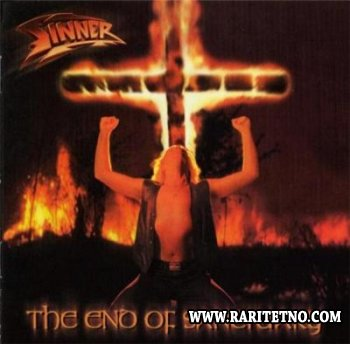Sinner - The End of Sanctuary 2000