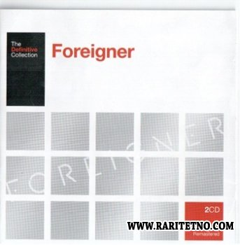 Foreigner - The Definitive Collection 2006 (Lossless)