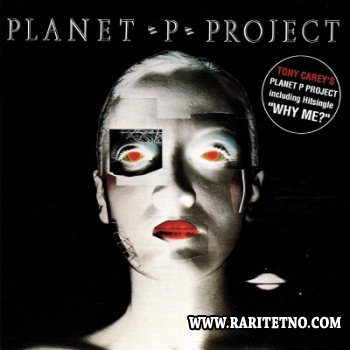 Planet P Project - Planet P Project 1983/1996 (Lossless+MP3)