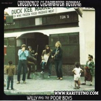 Creedence Clearwater Revival - Willy And The Poor Boys 1969