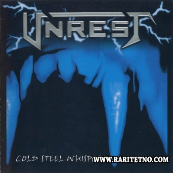 Unrest - Cold Steel Whisper 1998 (Lossless + MP3)