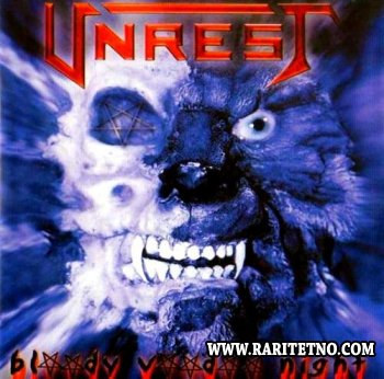 Unrest - Bloody Voodoo Night 2001 (Lossless + MP3)