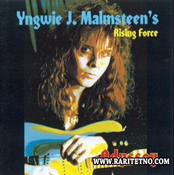 Yngwie J. Malmsteen's Rising Force - Odyssey 1988 (Lossless+MP3)