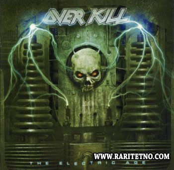Overkill - The Electric Age 2012
