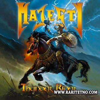 Majesty - Thunder Rider (Limited Edition) 2013 (Lossless + MP3)
