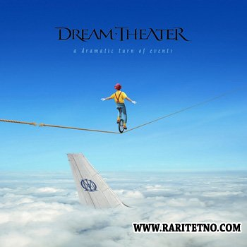 Dream Theater - A Dramatic Turn Of Events 2011