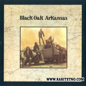 Black Oak Arkansas - Black Oak Arkansas 1971 (Lossless+MP3)