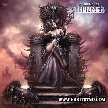A Sound Of Thunder - Queen Of Hell (EP) 2013