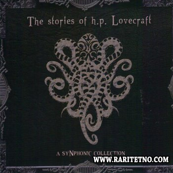 Colossus Projects - The Stories of H.P. Lovecraft - A SyNphonic Collection 2012 (3CD)