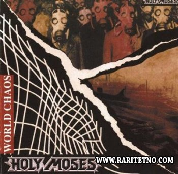 Holy Moses - World Chaos 1990