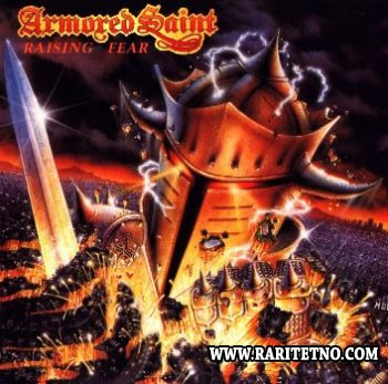 Armored Saint - Raising Fear 1987