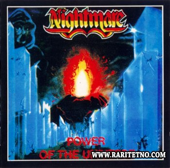 Nightmare - Power Of The Universe 1985
