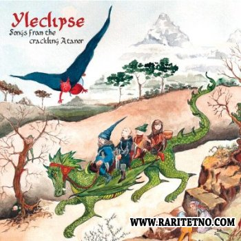 Yleclipse - Songs From The Crackling Atanor 2012 (Lossless+MP3)