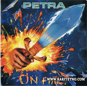 Petra - On Fire! 1988