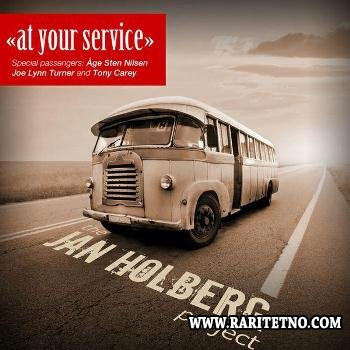 The Jan Holberg Project - At Your Service 2013