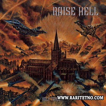 Raise Hell - Holy Target 1998