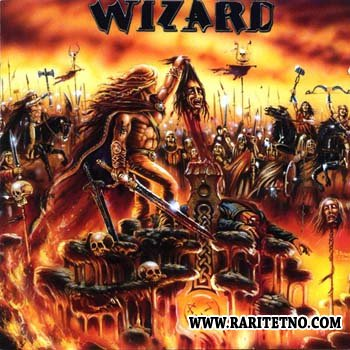 Wizard - Head of the Deceiver 2001