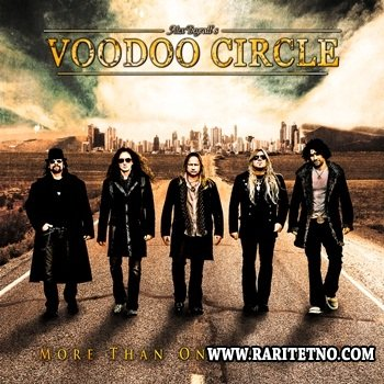 Voodoo Circle - More Than One Way Home 2013