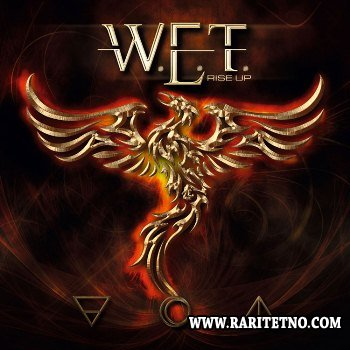 W.E.T. - Rise Up (Japanese Edition) 2013