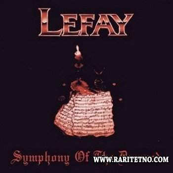 Lefay - Symphony Of The Damned (Re-Symphonised 1999) 1990