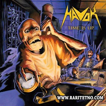 Havok - Time Is Up 2011