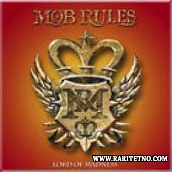 Mob Rules - Lord Of Madness (EP) 2002