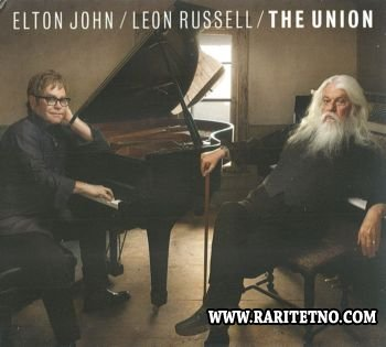 Elton John & Leon Russell - The Union 2010 (Lossless+MP3)