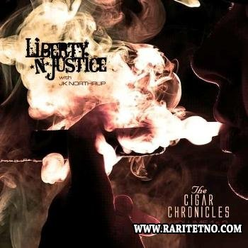Liberty N' Justice - The Cigar Chronicles Vol.1 & 2 2013