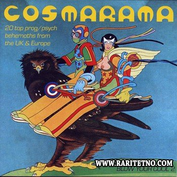 VA - Cosmarama 20 Top Prog Psych Behemoths From The UK And Europe 1969-73