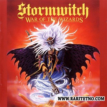 Stormwitch - War Of The Wizards 1992