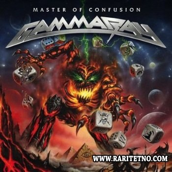 Gamma Ray - Master of Confusion (EP) 2013