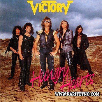 Victory - Hungry Hearts 1987