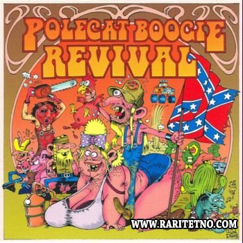 Polecat Boogie Revival - Polecat Boogie Revival 2008 (Lossless+MP3)