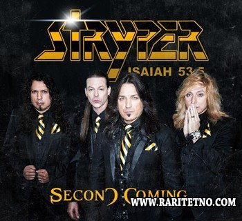 Stryper - Second Coming 2013