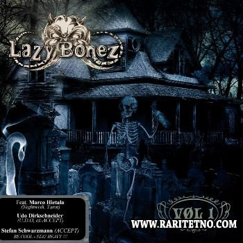 Lazy Bonez - Vol. 1 2013