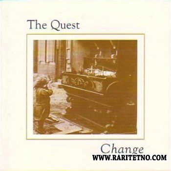 The Quest - Change 1996 (Lossless+MP3)