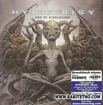 Hypocrisy - End of Disclosure 2013 (Lossless)