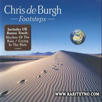 Chris De Burgh - Footsteps 2009 (Lossless+MP3)