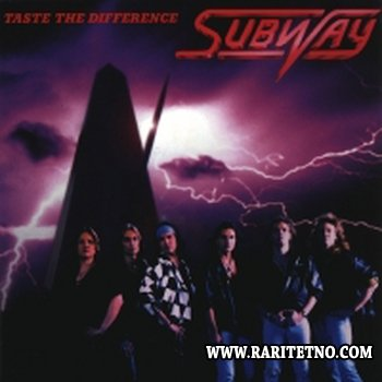 Subway - Taste The Difference (Jap. Remaster) 1994 (Lossless)