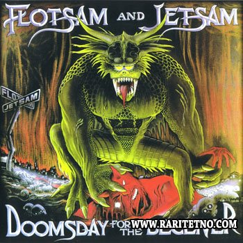 Flotsam And Jetsam - Doomsday for the Deceiver 1986