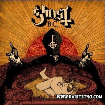 Ghost B.C. - Infestissumam  (Deluxe Edition) 2013 (Lossless)