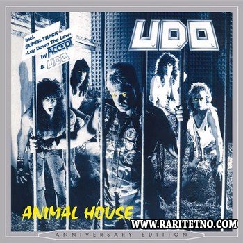 U.D.O. - Animal House (Anniversary Edition) 1987 (2013)