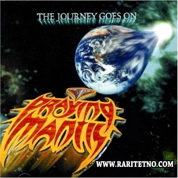 Praying Mantis - The Journey Goes On 2003